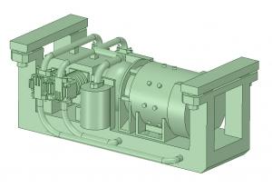 C-0701 HB-2000型コンプレッサー タイプA -2