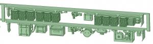 KT18-01 1080系1081F 【武蔵模型工房 Nゲージ 鉄道模型】-1
