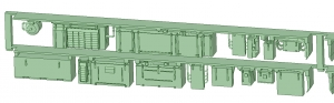 KT18-01 1080系1081F 【武蔵模型工房 Nゲージ 鉄道模型】-2