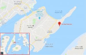 セブ島地図