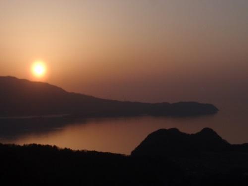 夕日のアトリエ180329-2