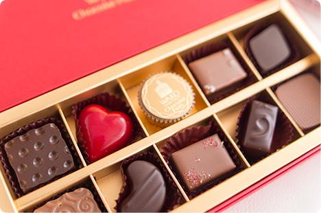 和光のチョコレート