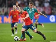 ドイツ対スペイン