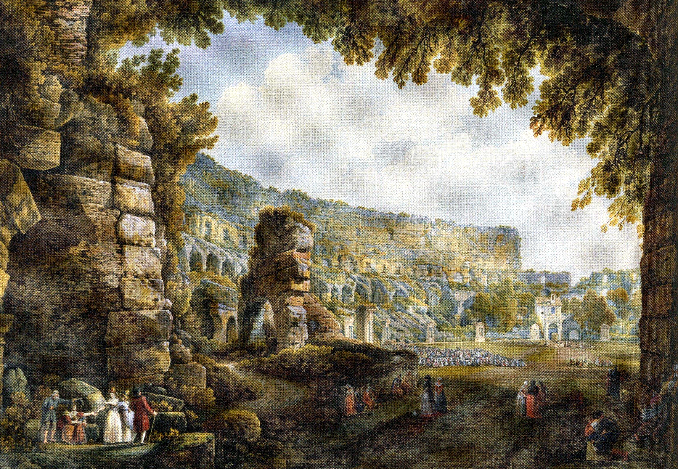 コロッセウム(ローマ滞在2日目...