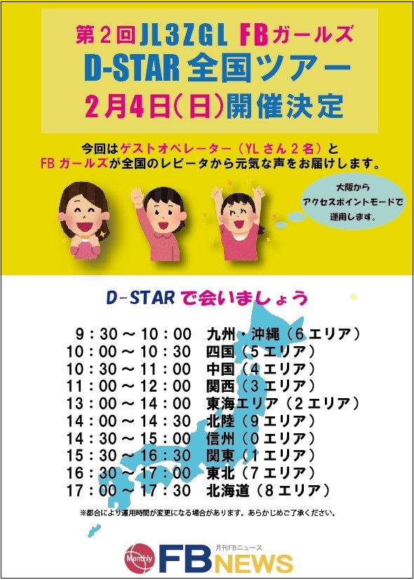 第2回D-STAR2