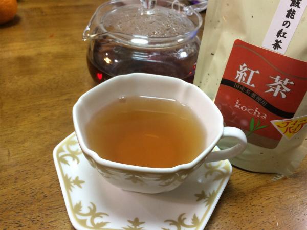 飯能 和紅茶