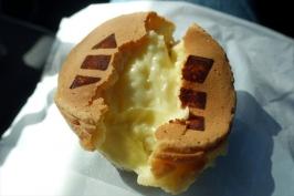 熊本駅・肥後よかモン市場のあんだくさんで回転饅頭♪