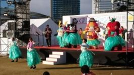 くまモンファン感謝祭2018 in OSAKA 2日目。