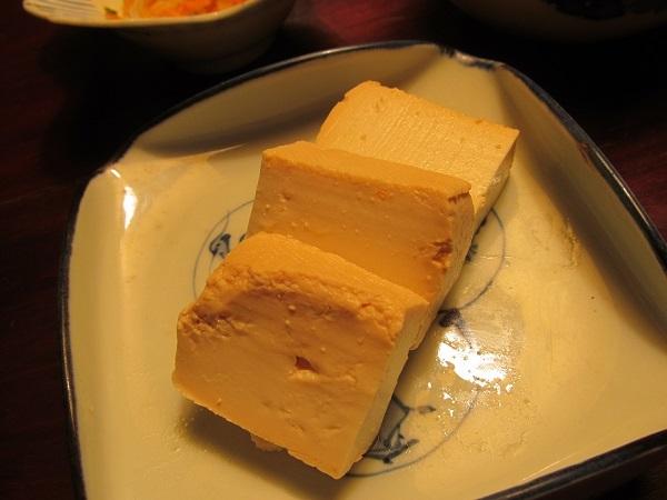 味噌豆腐B