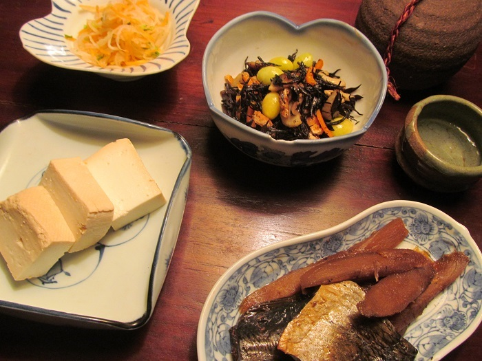 味噌豆腐E