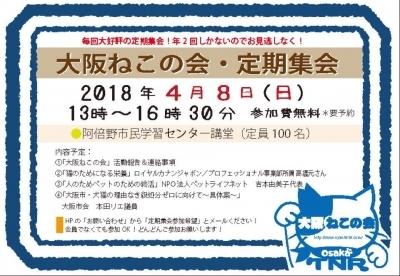 大阪ねこの会201803_1☆
