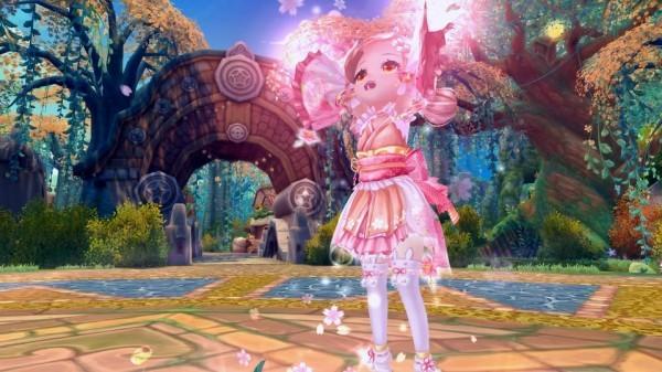 基本プレイ無料のクロスジョブファンタジーMMORPG星界神話、新キャラクター「ちえ」の声優オーディション決勝進出者が決定