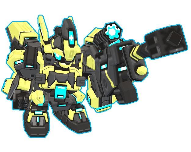 MMOバトルシューティングオンラインゲーム『コズミックブレイク2』 新ロイドが登場する「第48弾リミテッドガラポン」を追加したぞ!!