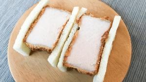 肉卸の〈豚〉カツサンド