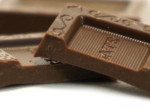 ひとくちミルクチョコレート