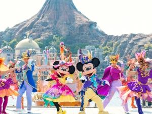 東京ディズニーリゾート 2018 イースター3