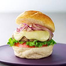ダブルチーズ&横市バターのプレミアムバーガー
