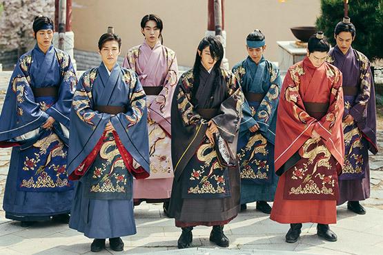 7人の皇子様