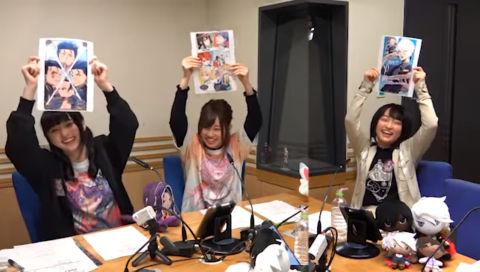 【公式】『Fate/Grand Order カルデア・ラジオ局』 #63  (2018年3月20日配信) ゲスト:悠木碧さん