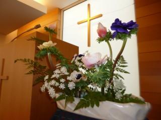 花と講壇27