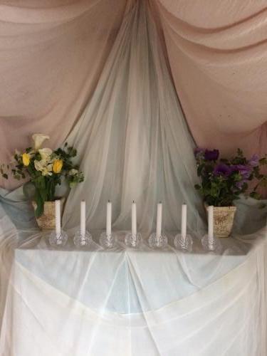 '18 卒園式 祭壇