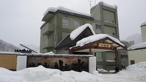 定山渓温泉 ホテル山水 2018年3月末閉店
