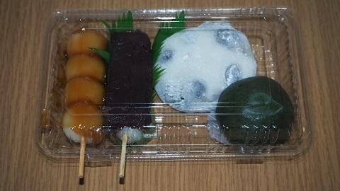 札幌市 舎かたやま 和菓子・大福