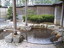 かけ流し天然温泉・ラドン泉 なんぽろ温泉
