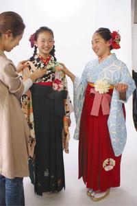 袴 卒業式 小学生 制服