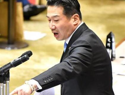 立憲民主党・福山哲朗幹事長 「もう嫌だ!いつまでモリカケやっているのか。追及しているほうが悪いのかはっきりしてほしい」