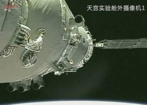 制御不能になっている中国の宇宙ステーション「天宮1号」、日本時間の1日夜から2日中に大気圏に再突入する見通し … 燃え残った破片が地球に落下するおそれ