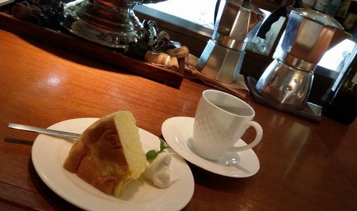 大盛りシフォンケーキ