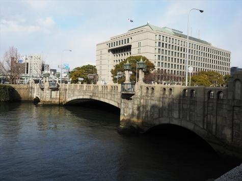 淀屋橋【大阪・土佐堀川】