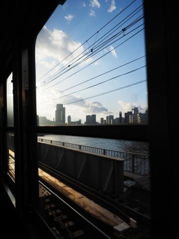 京阪本線 寝屋川橋梁