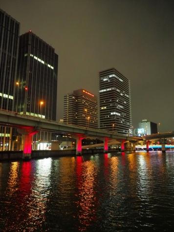 阪神高速道路 11号 池田線/1号 環状線&堂島入口
