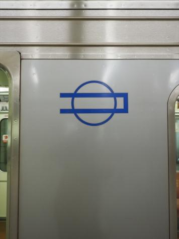 大阪市営地下鉄 四つ橋線 23系 電車【西梅田駅】