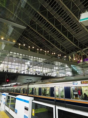 JR 大阪駅