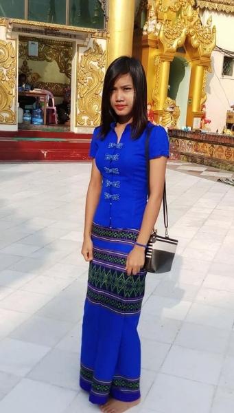ミャンマー ヤンゴン Su Myat May5