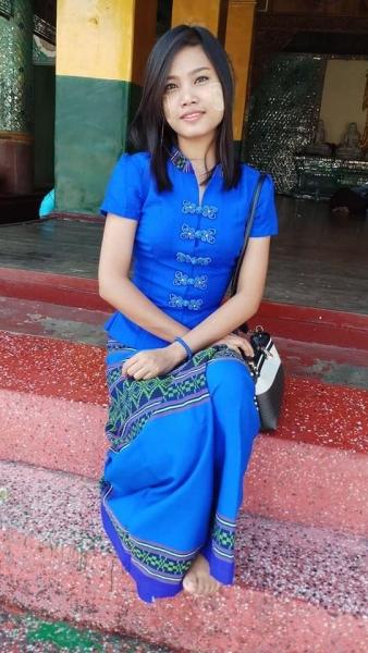 ミャンマー ヤンゴン Su Myat May5 Facebook  (10)