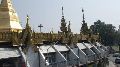ヤンゴン ダウンタウン2 (5)