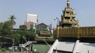 ヤンゴン ダウンタウン2 (8)