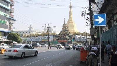 ヤンゴン ダウンタウン2 (4)