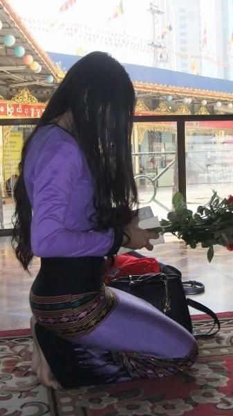 ヤンゴン スーレーパヤ9 (1)