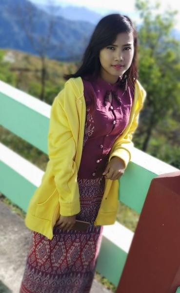 ミャンマー ヤンゴン Su Myat May8 スーミャー2