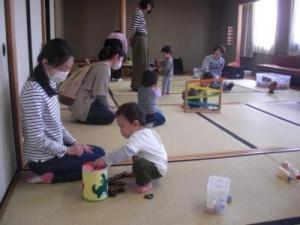 移動児童館 生涯学習センター02