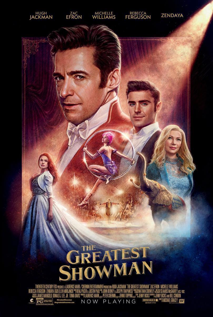 "ON AIR#3960 ""THE GREATEST SHOWMAN(2017)"""