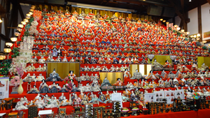 越前大雛祭り