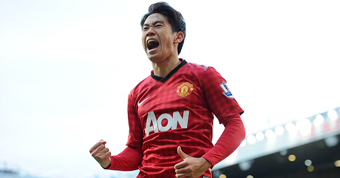 Shinji Kagawa, one of the calmest hat-tricks ever what could have been