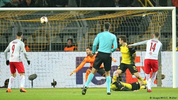 Borussia Dortmund 1-2 Red Bull Salzburg