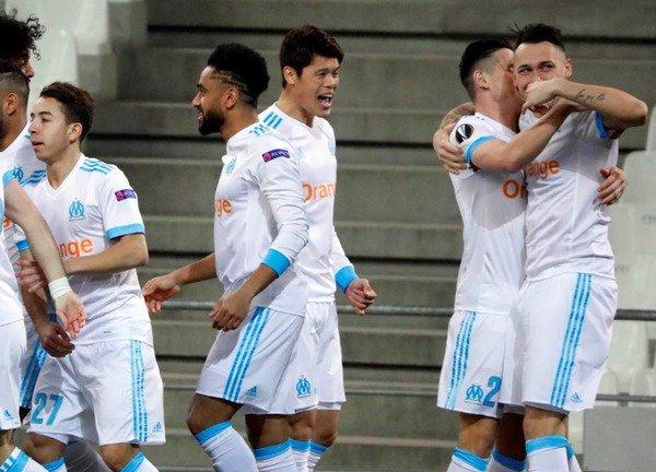 Sakai hiroki Olympique Marseille 3 - 1 Athletic Bilbao